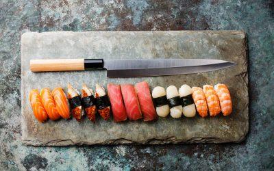 Single Bevel Knife vs. Double Bevel Knife