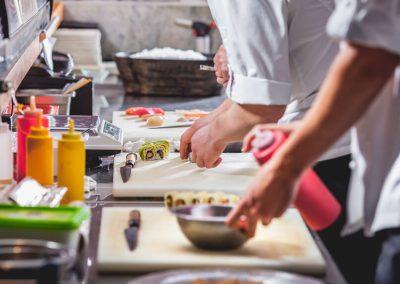 Restaurant Knife - OC Knife Sharpening - August 18 Blog