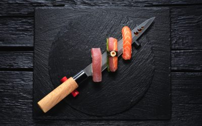 What are the Best Knives for Slicing Sushi?