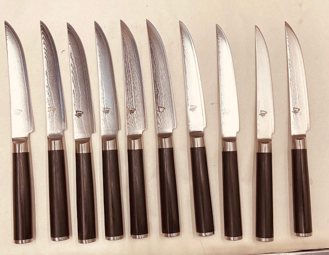Staying Sharp with Mobile Knife Sharpening Services